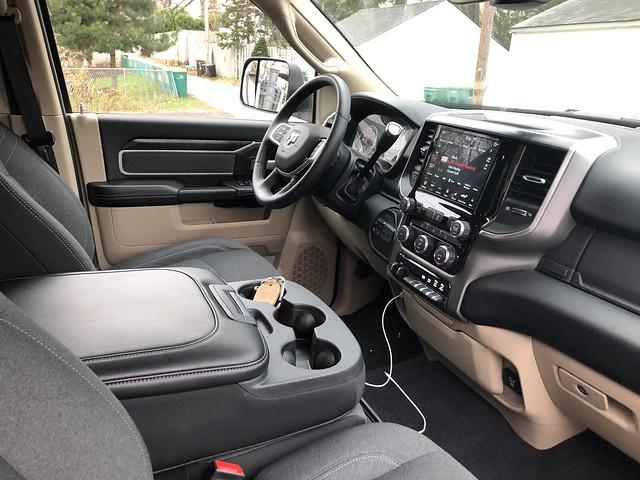 2019 Ram 2500 Big Horn Mega Cab 4X4