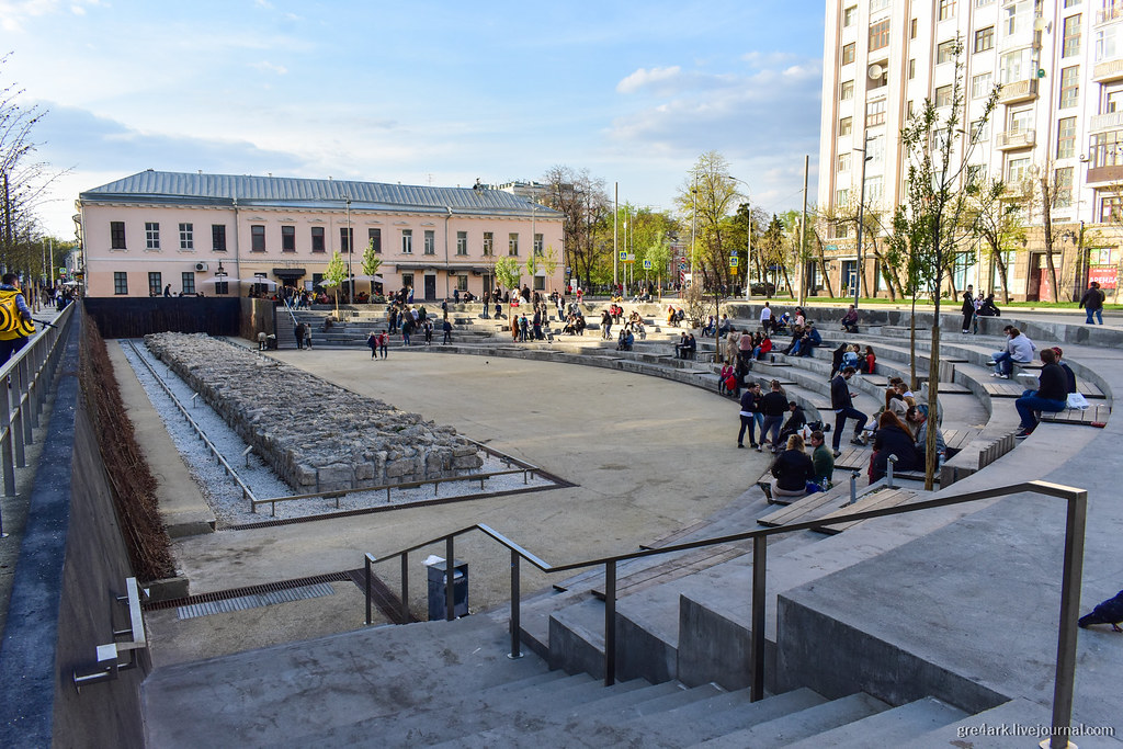 Хохловская площадь, Москва