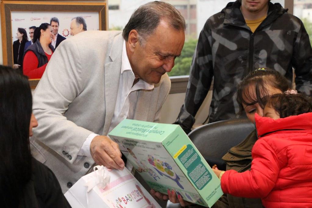 2019-05-08. DESARROLLO HUMANO : Entrega de Elementos Ortopédicos