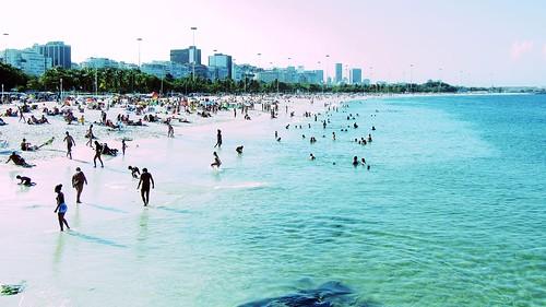 Rio - Praia de Flamengo