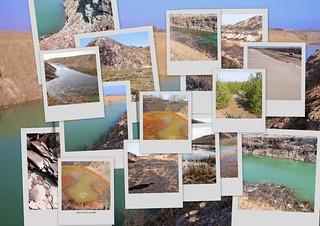 Fosforiidimaa / Phosphate rock mining in Estonia