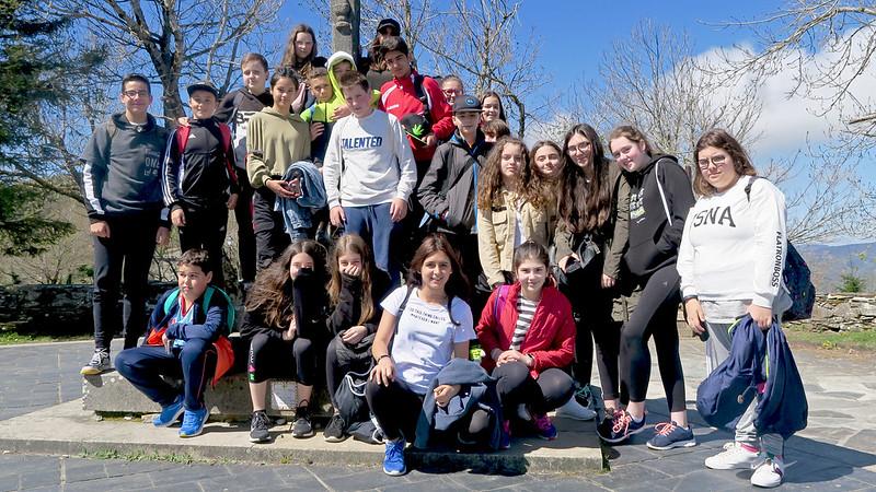 2019 05 03 Camino Santiago - Cebreiro  (0)