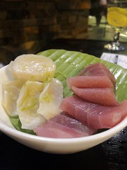 Sashimi - Bentô Experiência Oriental Marília/Sp