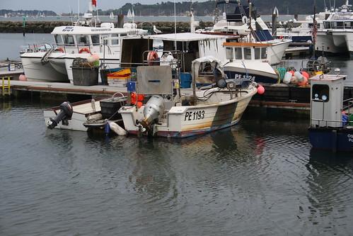 Fishing Boat PE1193 KINDRED SPIRIT