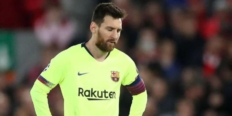 Messi Ribut dengan Fan Blaugrana Setelah Dikalahkan Oleh Liverpool