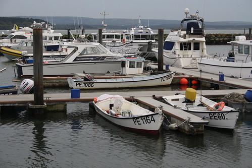 Fishing Boat PE1086
