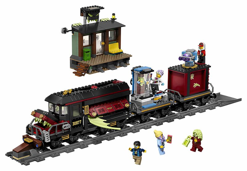LEGO Hidden Side - 70424 - Train 04