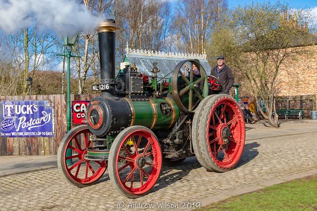 Great North Steam Fair, Beamish