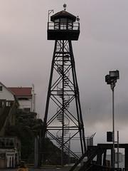 Alcatraz Guard Tower SR600782