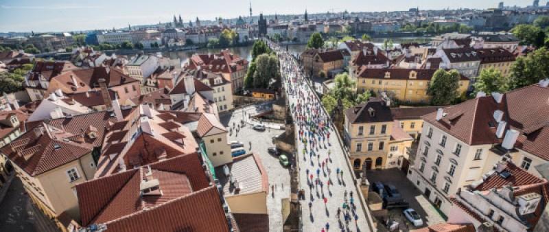 Zajímavosti z Volkswagen Maratonu Praha