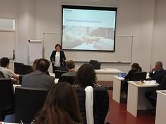 29/04/2019 - Deusto Turismo presenta en Donostia a empresas del sector turístico vasco sus nuevos itinerarios duales