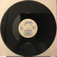 X-POSED:POINT OF NO RETURN(RECORD SIDE-B)