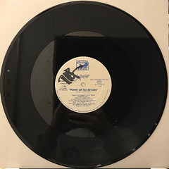 X-POSED:POINT OF NO RETURN(RECORD SIDE-A)