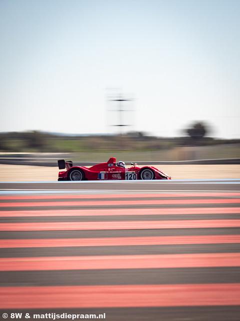 2019 Le Castellet Motors Cup: Pilbeam MP93
