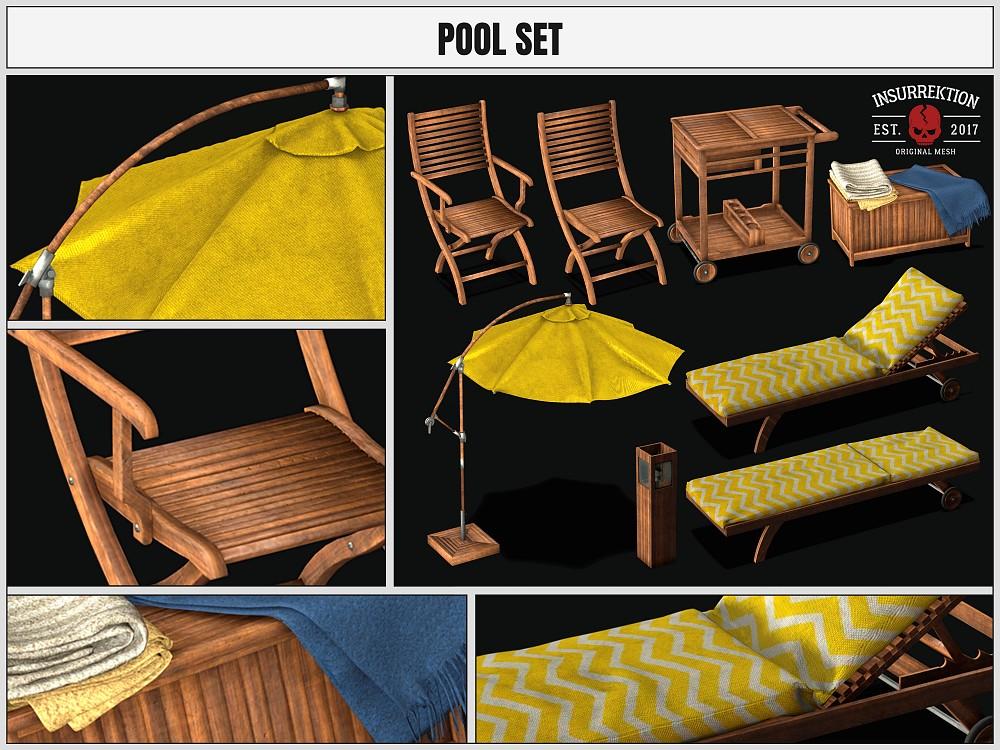 [IK] Pool Set