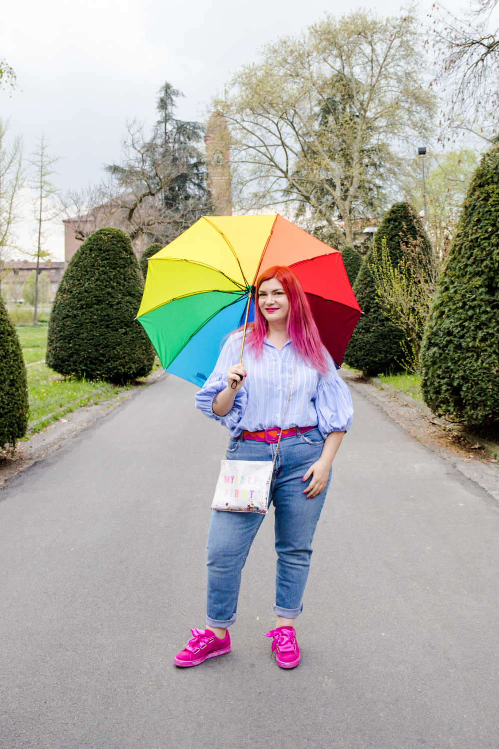 outfit plus size curvy lili la tigresse, the happy indie (5)