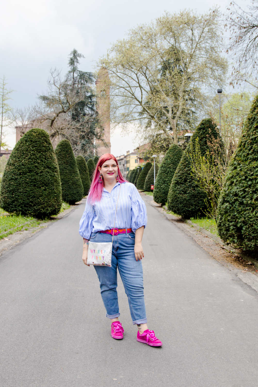 outfit plus size curvy lili la tigresse, the happy indie (3)