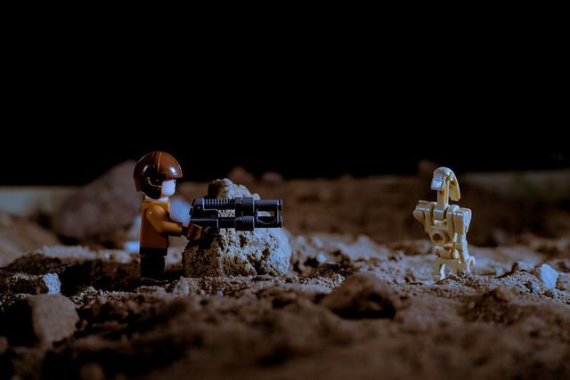 Starwars tales from the sandbox