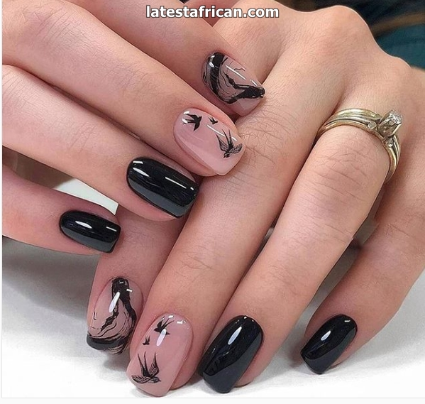 Latest Nail Art Designs for 2019