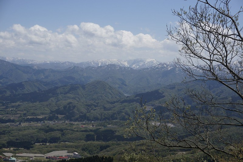 Fresh Green Mountain