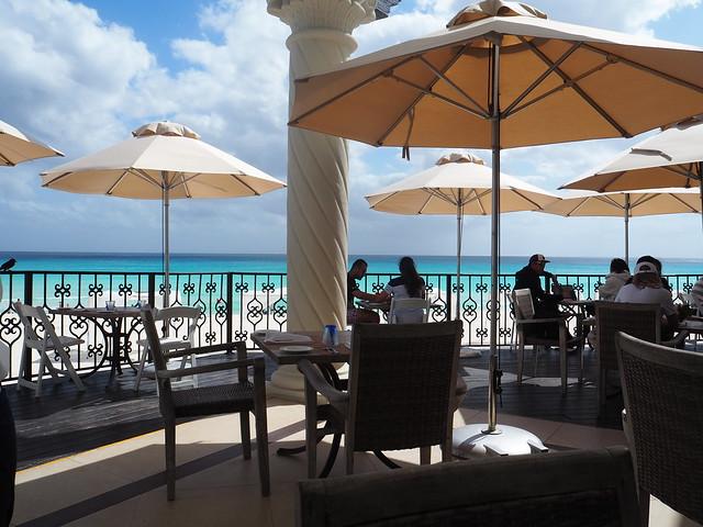 P1212117 ハイアットジラーラカンクンホテル PELICANOS(ペリカノス) Hyatt Zilara Cancun レストラン ひめごと