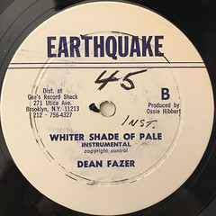 PAT KELLY:WHITER SHADE OF PALE(LABEL SIDE-B)