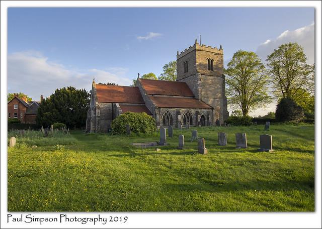 St Wilfrid's, Screveton, Nottinghamshire