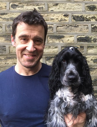 Tom Palmer 2018 (with dog)