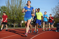 Seattle Running Club Garfield HS - 16