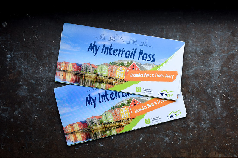 Interrailkort