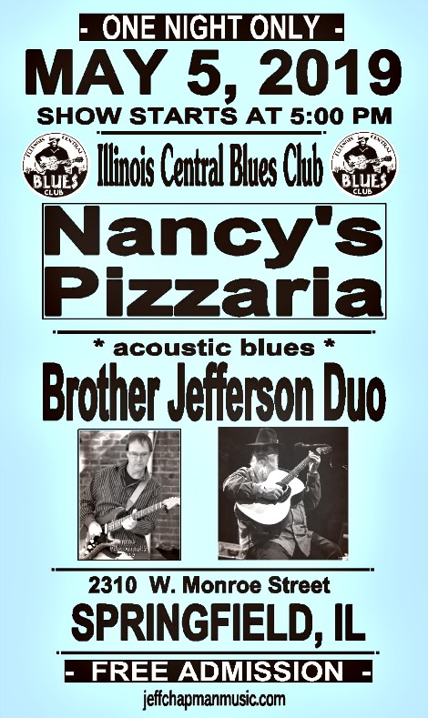 Brother Jefferson Duo 5-5-19