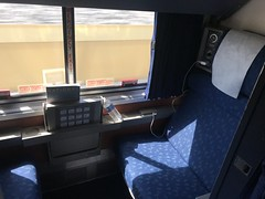 Amtrak Roomette