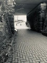 Chester-le-Street - railway bridge