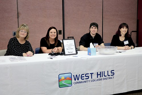 WHCCD Health Careers Licensing Fair