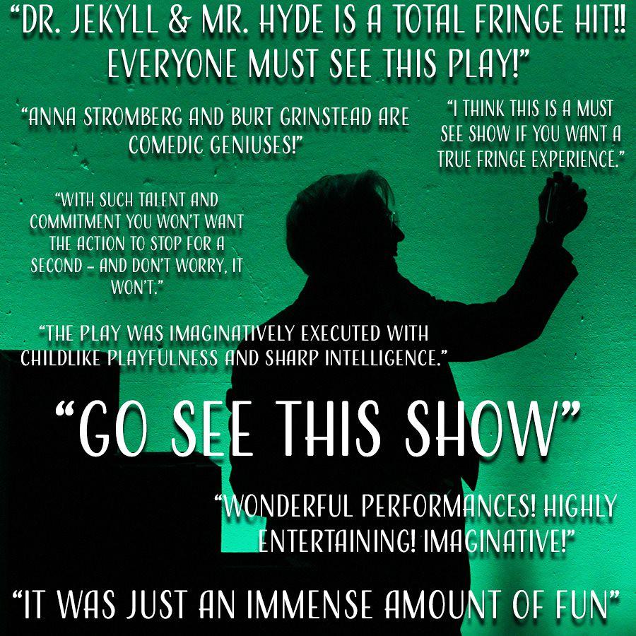 Dr. Jekyll & Mr. Hyde (4)