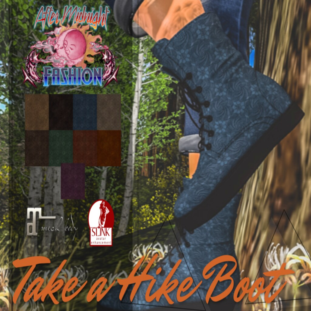 Take A Hike Book- Twe12ve event Exclusive