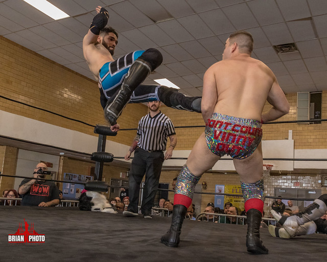 TK Luthor def Bo Ku Dao, Marcus Marque, Dexter, Vinny Pacifico, Isaiah Wolf-28