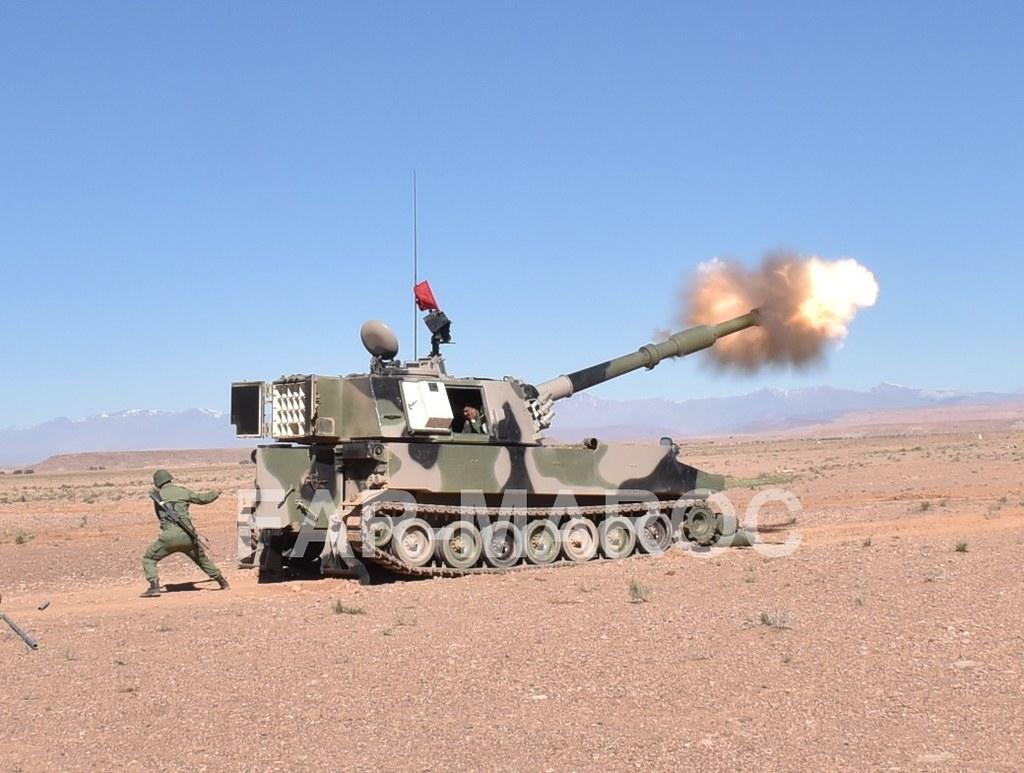 L'Artillerie Royale Marocaine / Royal Moroccan Artillery - Page 5 47762733872_5a3062d605_b
