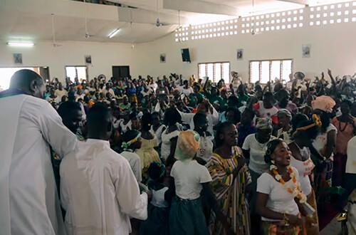El vídeo del Papa (mayo) - Francisco invita a rezar por la Iglesia en África