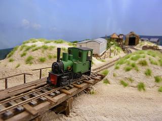 Sandy Shores loco