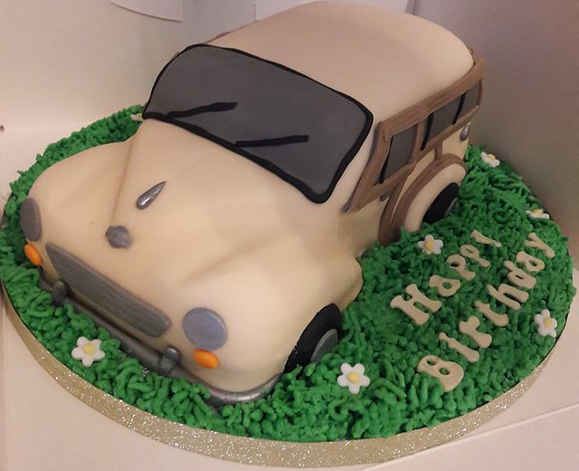 Car Cake by Bake n Decorate