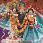 ISKCON Rajkot Deity Darshan 03 May 2019