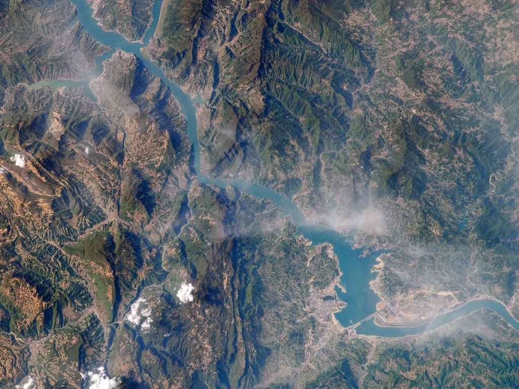 三峽大壩。Euclid vanderKroew(CC BY-NC-SA 2.0)