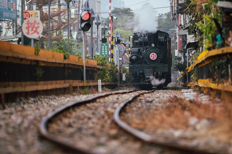 阿里山蒸汽火車|Chiayi