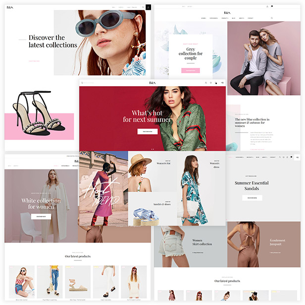 Leo B&S Fashion Trending Prestashop Theme