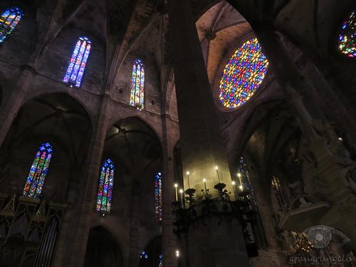 Palma de Mallorca - Kathedrale
