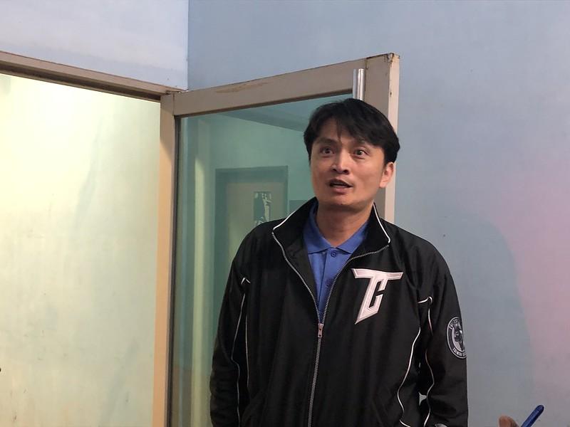 中華職棒祕書長馮勝賢。(資料照。賴冠文/攝)