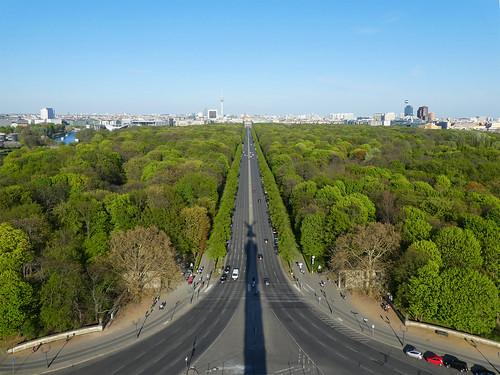 Berlin (Tiergarten) - Großer Tiergarten
