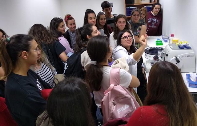 Visita alumn@s CIFP Manuel Antonio -2019