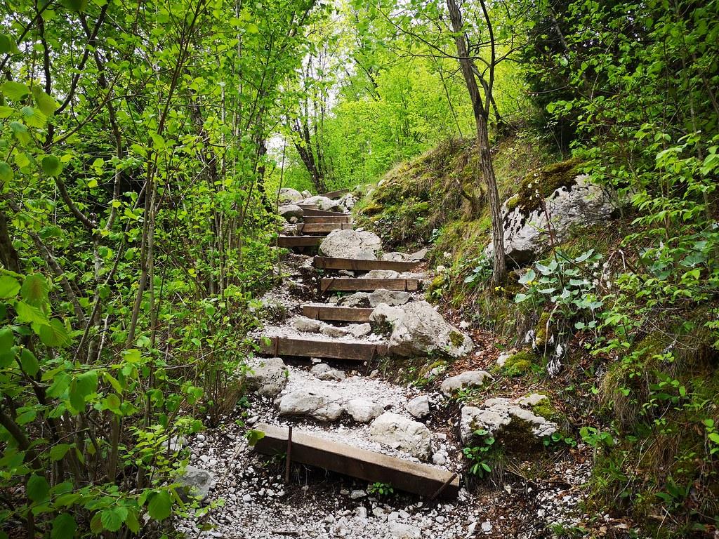 Hiking Triglav Slovenia